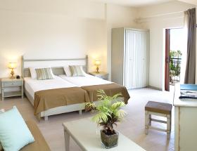 Almyrida Beach - Δικλινο Δωμάτιο