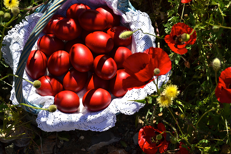 Almyrida Resort event - Greek Easter Celebration